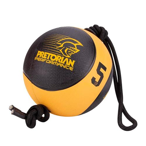 Medicine Ball Com Corda 5Kg Pretorian Performance