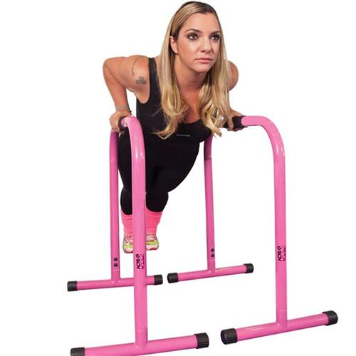 Barra Equalizer Rosa Acte Sports By Cau Saad