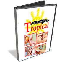 Dvd Massagem Tropical