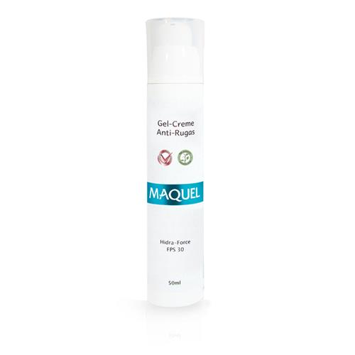 Gel Creme Anti-Rugas Fps30 50Ml