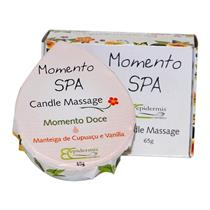 Vela Para Massagem Epidermis - Candle Massage Doce 65G