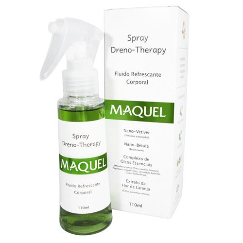 Spray Dreno-Therapy Home Care Maquel - 110Ml