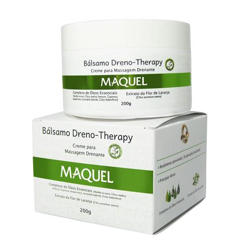 Bálsamo Dreno-Therapy Maquel Home Care- 200G