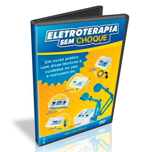 "Dvd - Eletroterapia ""Sem Choque"""