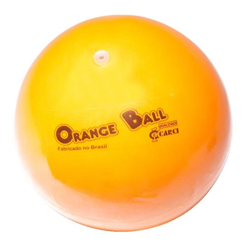 Bola Para Pilates Orange Ball 26Cm - Carci