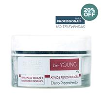 Creme Antirrugas Be Young Be Belle - Ludmila Bonelli - 30G