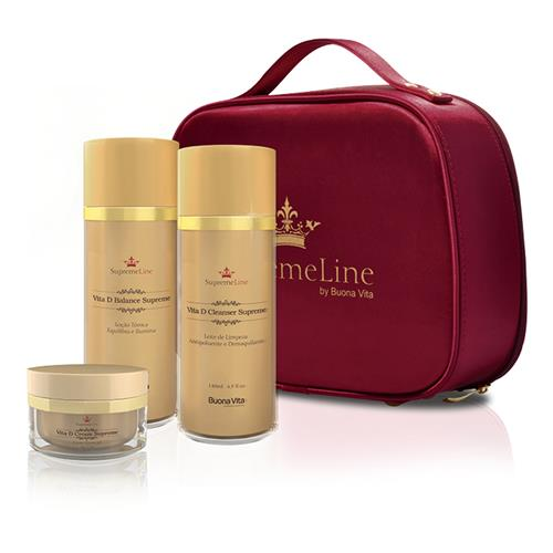 Kit Supreme Line Home Care - Buona Vita