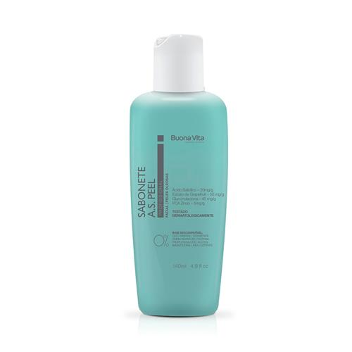 Sabonete As Peel Buona Vita  - 140Ml