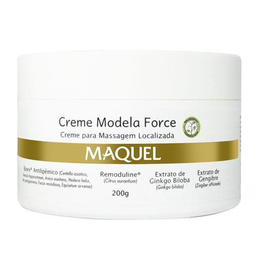 Creme Modela Force Maquel Home Care 200G