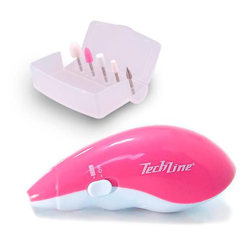 Kit Manicure Techline - Tec 602