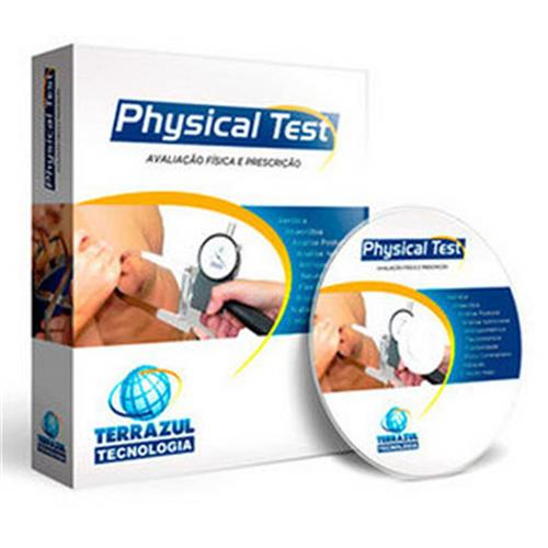 Software Aplicativo De Avaliação Física Physical Test Acadêmico Plus 8