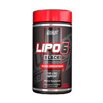 Lipo 6 Black Powder Fruit Punch 125G - Nutrex