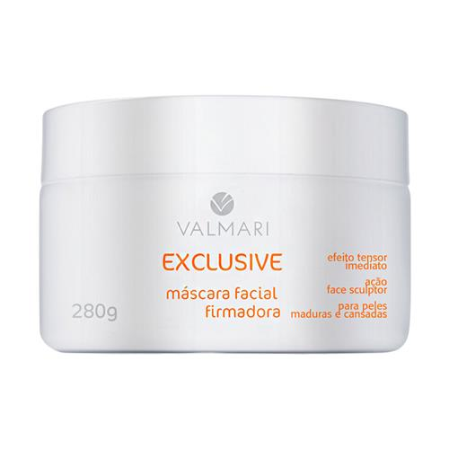 Máscara Facial Firmadora Exclusive 280G - Valmari
