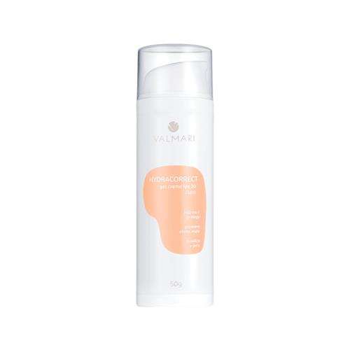 Bb Cream Hydracorrect Gel Creme Fps-30 50Ml - Valmari