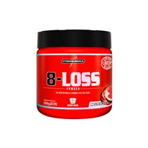 8-Loss Powder Melancia 200G - Integralmédica