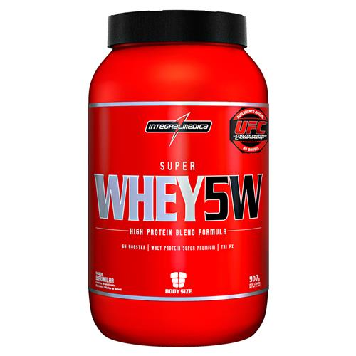 Super Whey 5W - Integralmédica