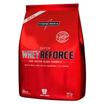 Super Whey Reforce Refil - Integralmédica