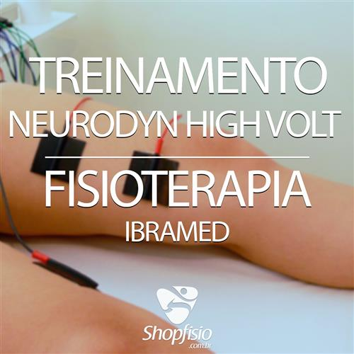 Treinamento Neurodyn High Volt - Fisioterapia - Ibramed