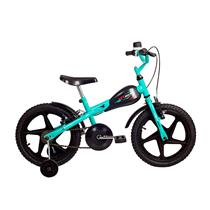 Bicicleta Infantil Masculina Aro 16 Vr 600 - Verden Bikes AZUL TURQUESA