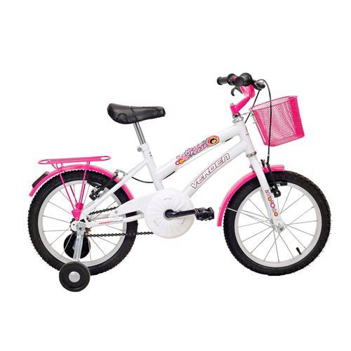 Bicicleta Infantil Feminina Aro 16 Breeze - Verden Bikes