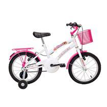 Bicicleta Infantil Feminina Aro 16 Breeze - Verden Bikes ROSA