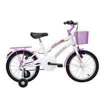 Bicicleta Infantil Feminina Aro 16 Breeze - Verden Bikes LILÁS