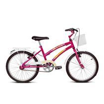 Bicicleta Infantil Feminina Aro 20 Breeze - Verden Bikes FÚCSIA