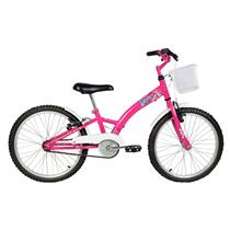 Bicicleta Infantil Aro 20 Smart - Verden Bikes PINK