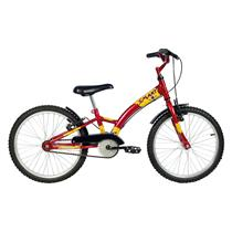 Bicicleta Infantil Aro 20 Smart - Verden Bikes VERMELHO