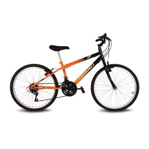 Bicicleta Juvenil Aro 24 Com 18 Marchas Live - Verden Bikes
