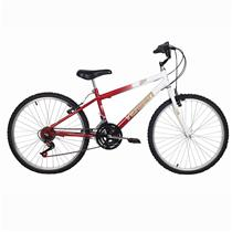 Bicicleta Juvenil Aro 24 Com 18 Marchas Live - Verden Bikes VERMELHO