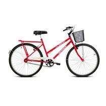 Bicicleta Feminina Aro 26 Jolie - Verden Bikes VERMELHO