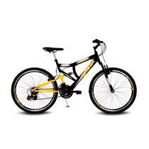 Bicicleta Masculina Aro 26 Com 21 Marchas Inspire - Verden Bikes AMARELO