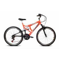 Bicicleta Masculina Aro 26 Com 21 Marchas Inspire - Verden Bikes LARANJA