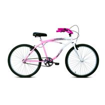 Bicicleta Aro 26 Confort - Verden Bikes ROSA
