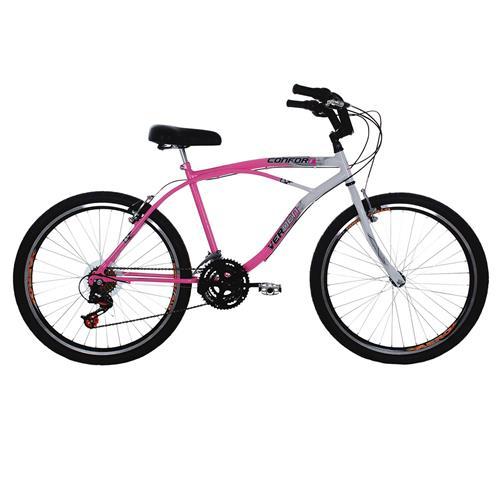 Bicicleta Aro 26 Com 21 Marchas Confort - Verden Bikes