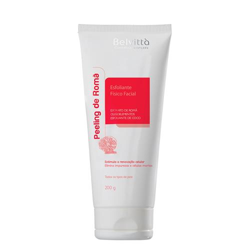 Esfoliante Físico Facial Peeling De Romã - Belvittà