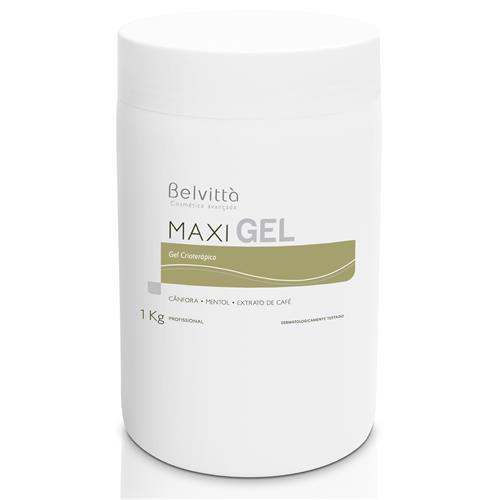 Gel Crioterápico Maxi Gel 1Kg - Belvittà