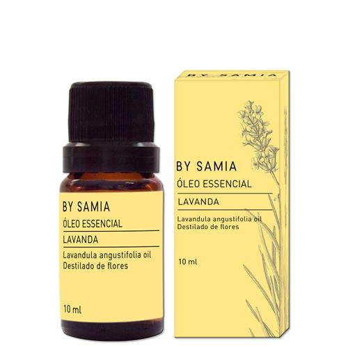Óleo Essencial De Lavanda 10Ml - By Samia