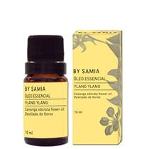 Óleo Essencial De Ylang-Ylang 100% Puro 10Ml - By Samia