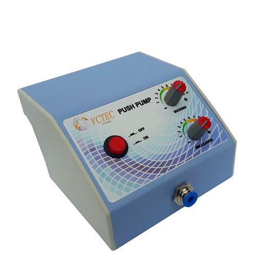 Push Pump - Pulsador Eletrônico Para Aparelhos De Vácuo Endermo Modo Contínuo - Shopfisio