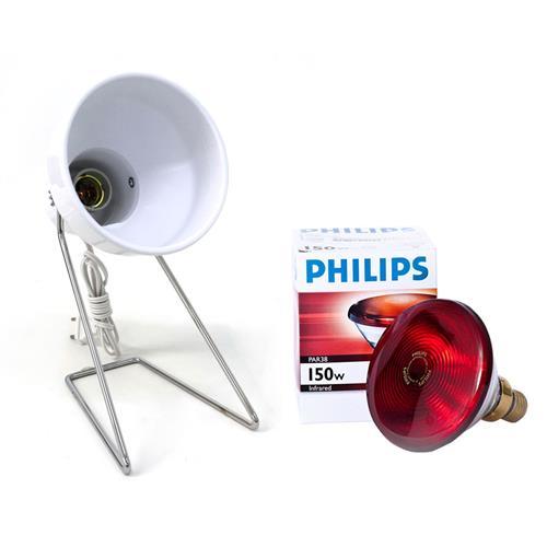 Infravermelho De Mesa Para Fisioterapia Com Lâmpada Philips Inclusa - Shopfisio