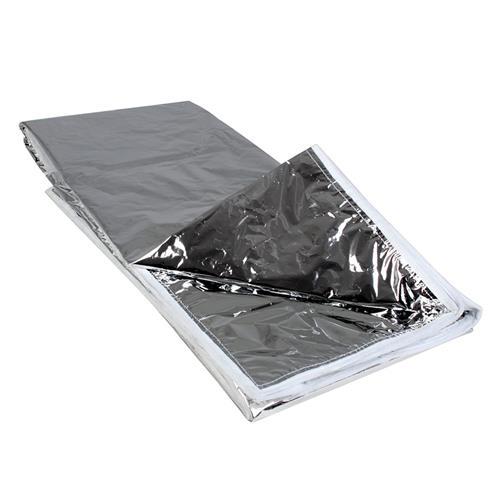 Lençol Térmico Saco De Dormir Com Velcro Slim Bag 2Mx1,80M - Gianinis