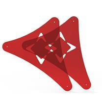 Kit De Acrílico Para Cadeira De Pilates E Funcional Combo Cross - Arktus
