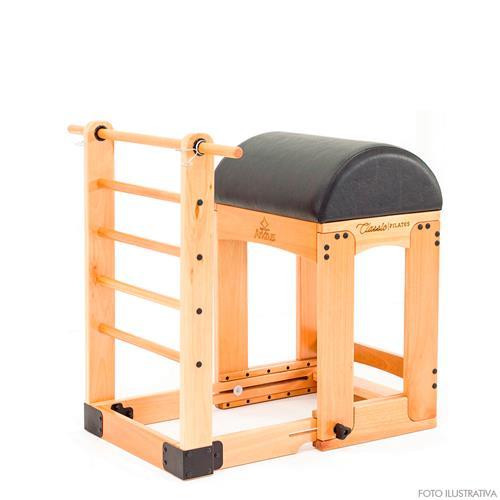 Aparelho de Pilates Ladder Barrel Classic Flexibilidade e Fortalecimento - Arktus