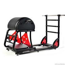 Aparelho de Pilates e Funcional Ladder Barrel Cross Força e Equilíbrio - Arktus