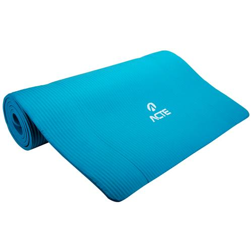 Tapete Para Yoga E Pilates Em Nbr Comfort - Acte Sports