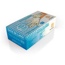 Luva De Latéx Com Pó Para Procedimento - Uso Médico - Descarpack