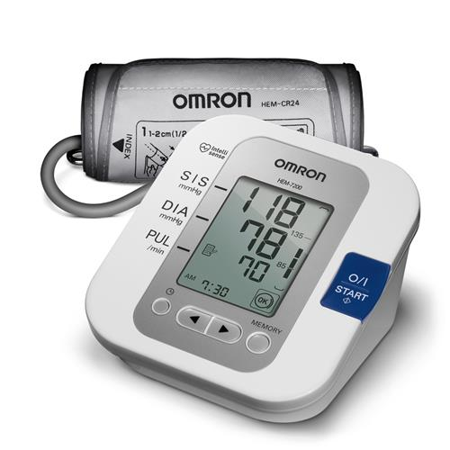 Monitor De Pressão Arterial Automático Hem 7200 - Omron