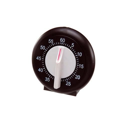 Timer - Temporizador Profissional Redondo Para Luzes, Mechas E Reflexos - Santa Clara